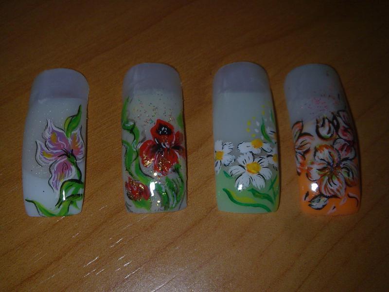 цветы by yuliyaefimkina in Типсы