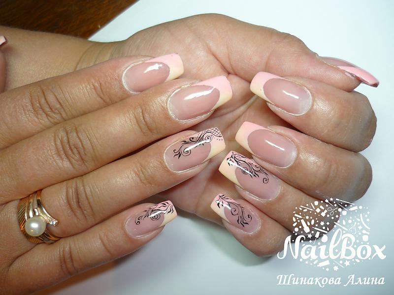img 0540 by Oneel in II конкурс по дизайну ногтей