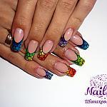 img 0542 by Oneel in II конкурс по дизайну ногтей
