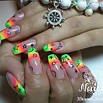 img 0549 by Oneel in II конкурс по дизайну ногтей