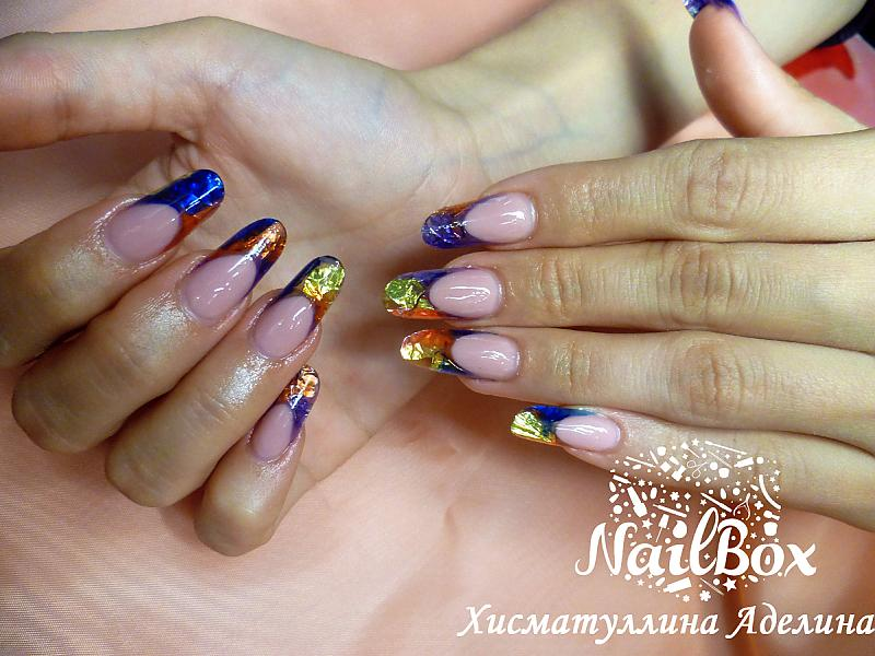 img 0583 by Oneel in II конкурс по дизайну ногтей