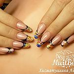 img 0584 by Oneel in II конкурс по дизайну ногтей