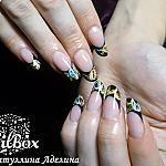 img 0590 by Oneel in II конкурс по дизайну ногтей