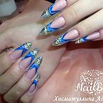 img 0593 by Oneel in II конкурс по дизайну ногтей
