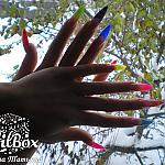img 0598 by Oneel in II конкурс по дизайну ногтей
