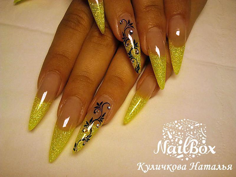 img 0606 by Oneel in II конкурс по дизайну ногтей