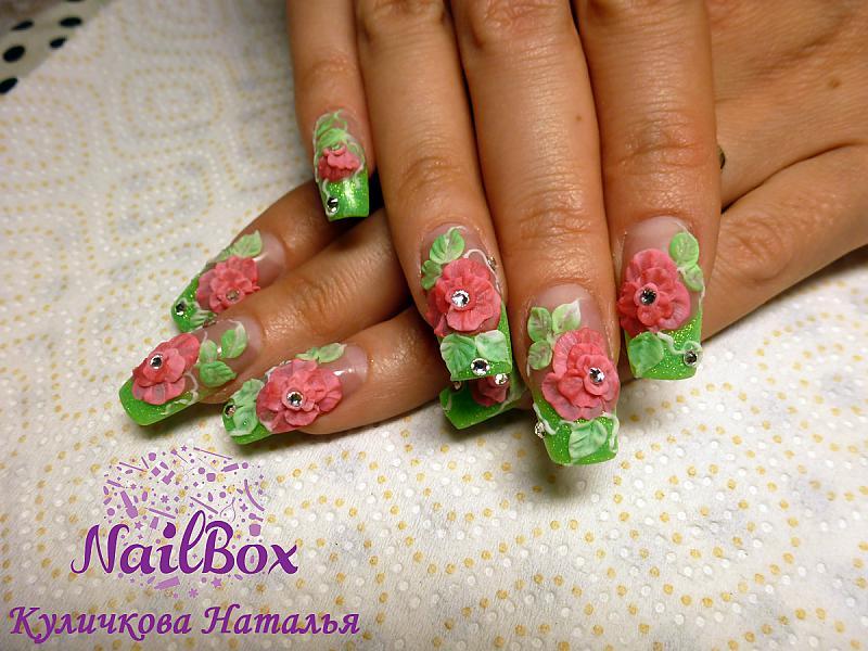 img 0611 by Oneel in II конкурс по дизайну ногтей