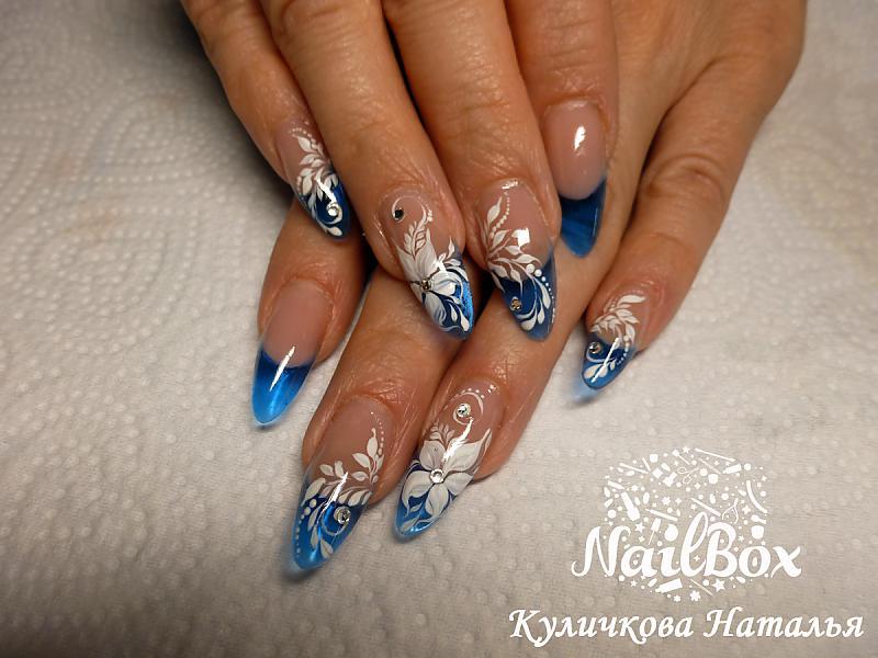 img 0612 by Oneel in II конкурс по дизайну ногтей