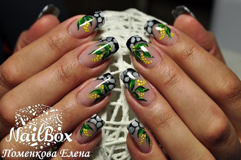 img 0614 by Oneel in II конкурс по дизайну ногтей