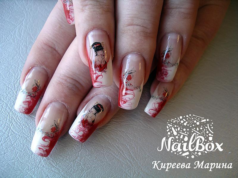 img 0634 by Oneel in II конкурс по дизайну ногтей