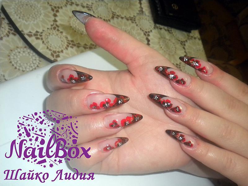 img 0673 by Oneel in II конкурс по дизайну ногтей