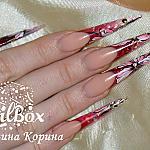 img 0682 by Oneel in II конкурс по дизайну ногтей