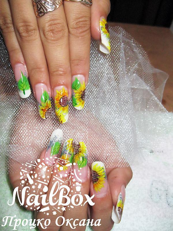 img 0731 by Oneel in II конкурс по дизайну ногтей