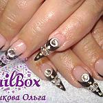 img 0733 by Oneel in II конкурс по дизайну ногтей