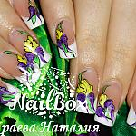img 0753 by Oneel in II конкурс по дизайну ногтей