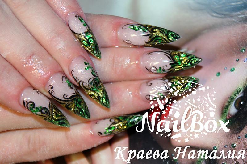 img 0757 by Oneel in II конкурс по дизайну ногтей