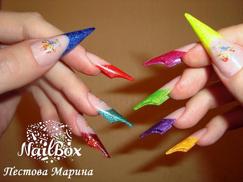 img 0793 by Oneel in II конкурс по дизайну ногтей