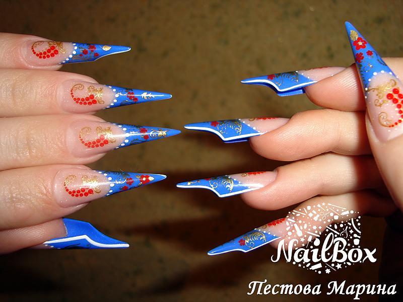 img 0795 by Oneel in II конкурс по дизайну ногтей