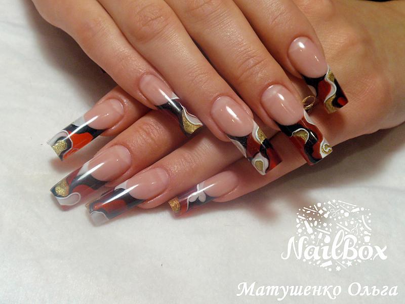 img 0802 by Oneel in II конкурс по дизайну ногтей