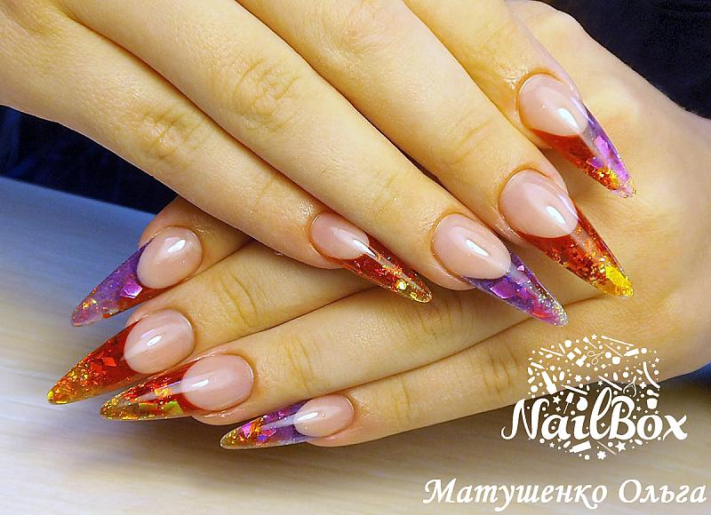 img 0803 by Oneel in II конкурс по дизайну ногтей