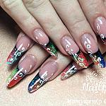 img 0809 by Oneel in II конкурс по дизайну ногтей
