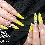 img 0813 by Oneel in II конкурс по дизайну ногтей