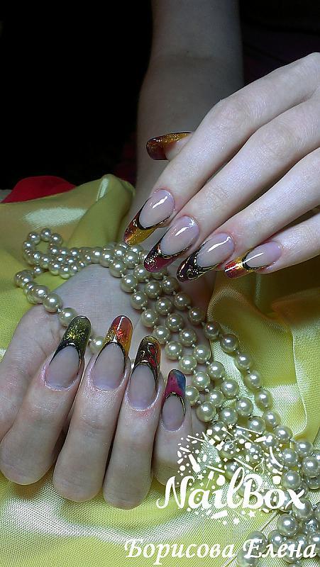 img 0822 by Oneel in II конкурс по дизайну ногтей