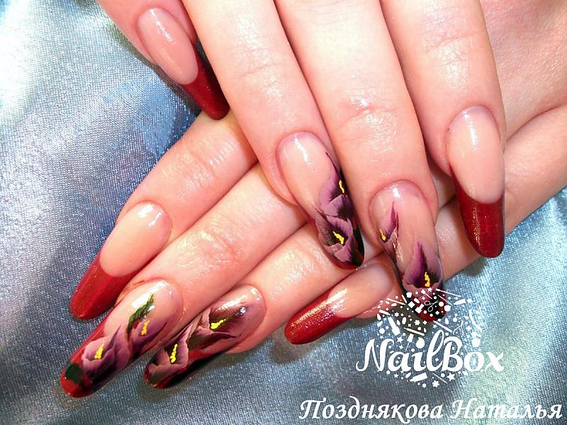 img 0834 by Oneel in II конкурс по дизайну ногтей