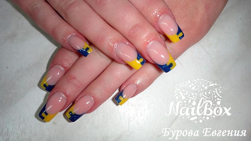 img 0844 by Oneel in II конкурс по дизайну ногтей