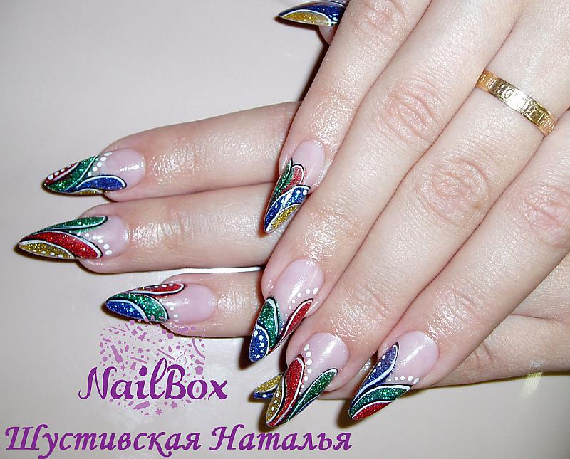 img 0858 by Oneel in II конкурс по дизайну ногтей