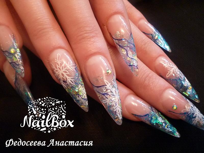img 0884 by Oneel in II конкурс по дизайну ногтей