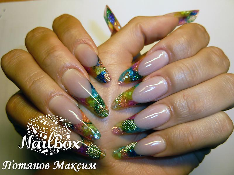 img 0897 by Oneel in II конкурс по дизайну ногтей