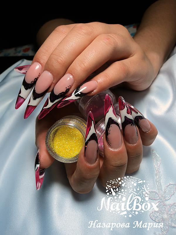 img 0913 by Oneel in II конкурс по дизайну ногтей