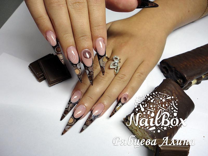img 1017 by Oneel in II конкурс по дизайну ногтей