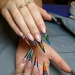 img 1024 by Oneel in II конкурс по дизайну ногтей
