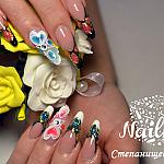 img 1127 by Oneel in II конкурс по дизайну ногтей