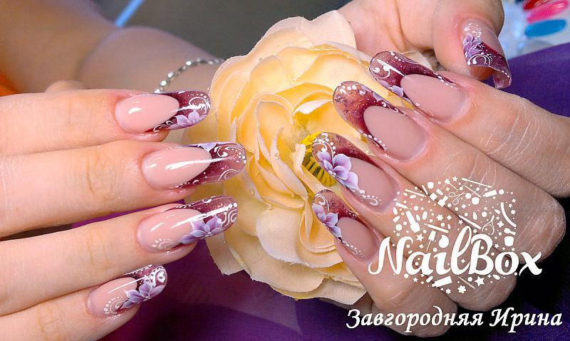 img 1132 by Oneel in II конкурс по дизайну ногтей