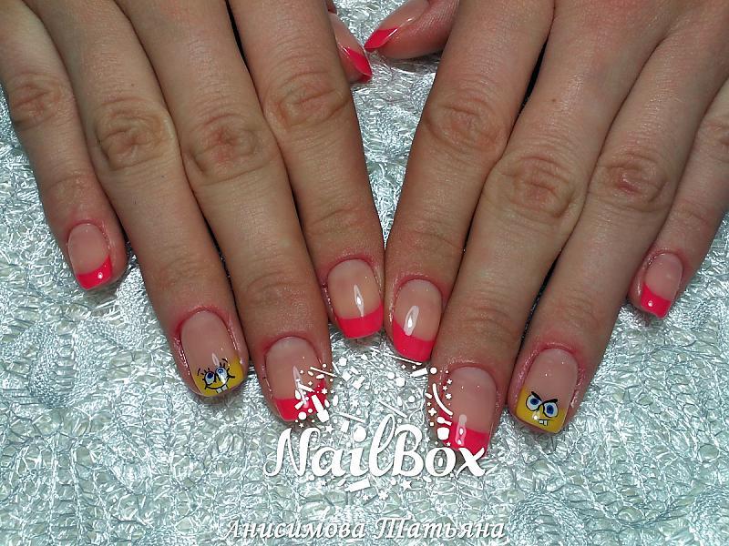 img 1147 by Oneel in II конкурс по дизайну ногтей