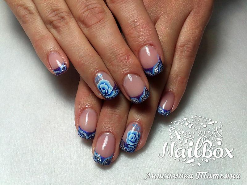 img 1153 by Oneel in II конкурс по дизайну ногтей
