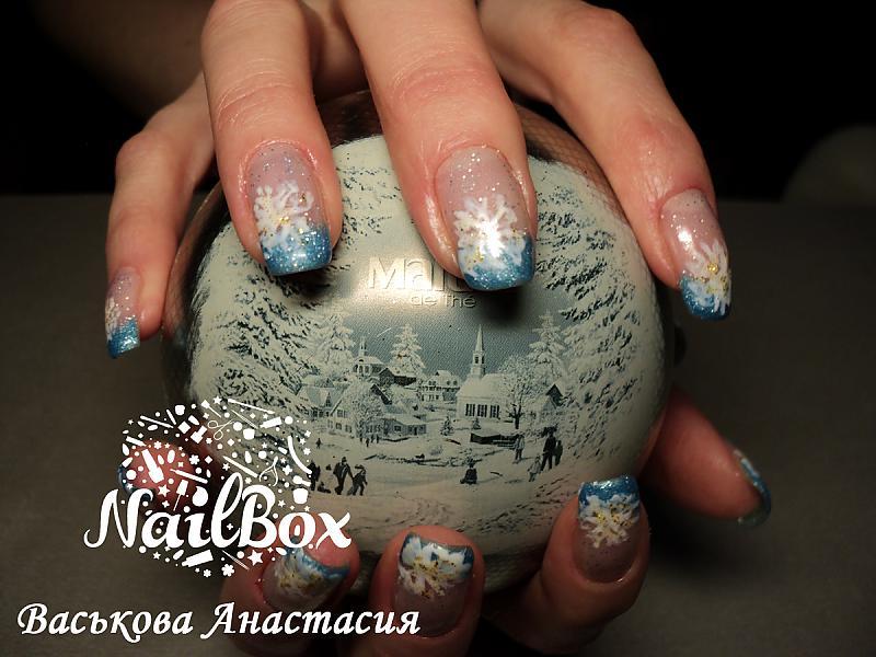 img 1177 by Oneel in II конкурс по дизайну ногтей