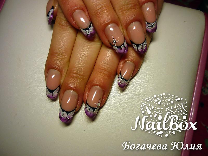 img 1191 by Oneel in II конкурс по дизайну ногтей