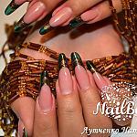 img 1200 by Oneel in II конкурс по дизайну ногтей
