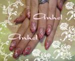 Китайская роспись (розы)