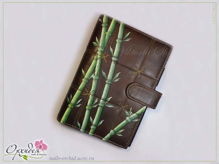 Бамбук by Орхидея in Ручная роспись
