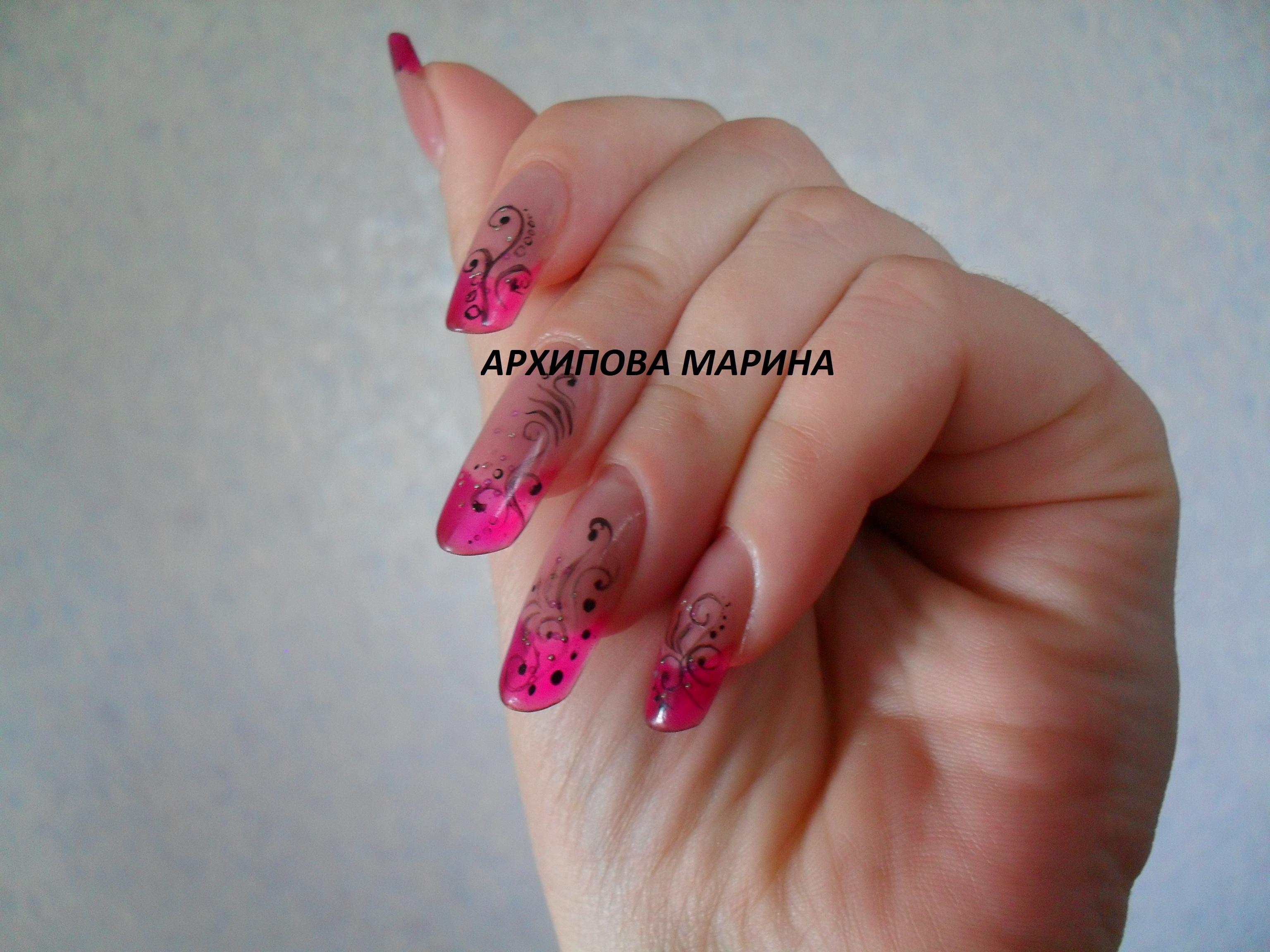 Ногти фото в чебоксарах