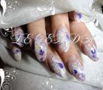 зимние розы by Legenda in Аквариумный дизайн